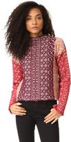 Giada Forte Jacquard Sweater