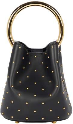 Marni Studded Pannier Top Handle Bag