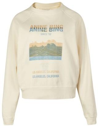 Anine Bing Arlo sweatshirt Desert Road