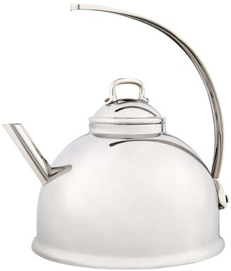 Mauviel Traditional Stainless Steel Kettle