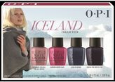 OPI Iceland Nail Lacquer Collection Mini 4 Pack