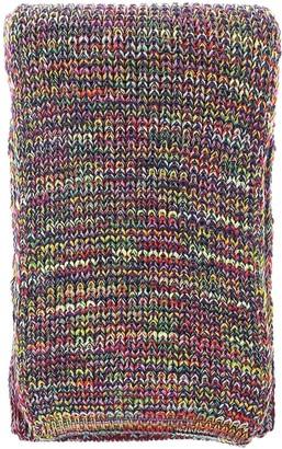 Missoni Striped Marl Knit Scarf