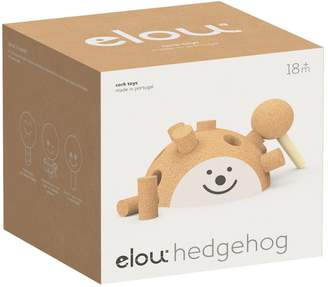 Elou Cork Hedgehog Toy