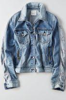 No Sleeve Jean Jacket - ShopStyle