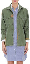 Ottotredici Women's Patchwork Cotton Field Jacket