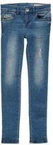 Diesel Slim Faded Skinzee Jeans