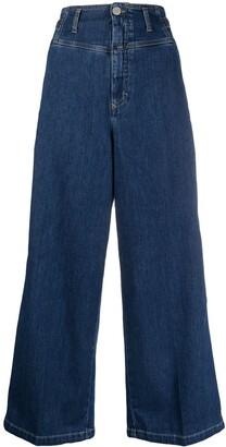 Closed Anya wide leg jeans