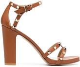 Valentino Garavani Rockstud 105mm sandals