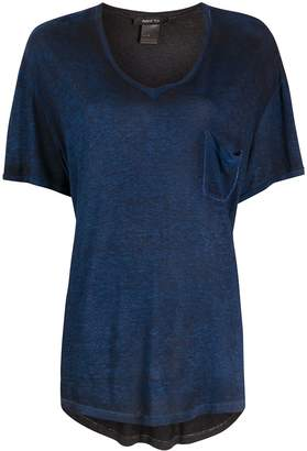 Avant Toi V-neck relaxed T-shirt
