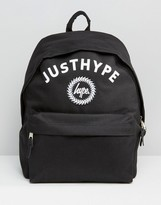 Hype Backpack Logo