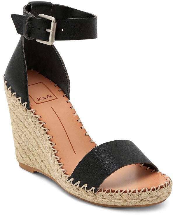 3764c89acc01 Dolce Vita Platform Wedge Women s Sandals - ShopStyle
