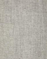 Serena & Lily Salt Washed Belgian Linen - Pewter