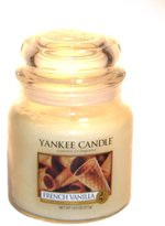 Yankee Candle French Vanilla, Food & Spice Scent