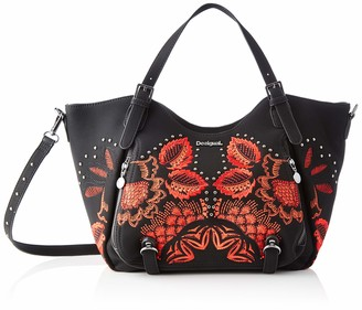 Desigual womens Gemini Rotterdam Shoulder Bag