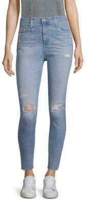 AG Jeans High Rise Skinny Jeans