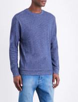 Diesel S-compton cotton sweatshirt