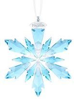 Swarovski Frozen Crystal Snow Flake Ornament
