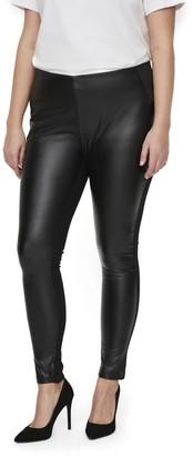 Junarose Jrlifa Faux Leather Leggings