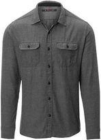 Stoic Solid Herringbone Flannel Shirt - Men's
