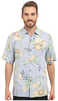 Tommy Bahama Greenwich Garden Linen Camp Shirt