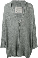 Daniel Andresen - Kossak cardigan - men - Cotton/Linen/Flax - S