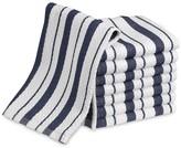Williams-Sonoma Williams Sonoma Classic Striped Dishcloths, Navy