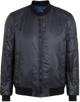 Belstaff Stonefield Midnight Blue Shell Bomber Jacket