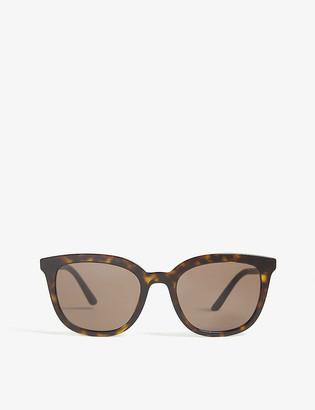 Prada PR03XS square-frame sunglasses
