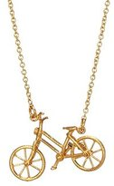 Alex Monroe Wanderlust Bicycle Necklace