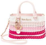 Betsey Johnson Pleats and Thank Y Handbag