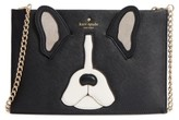 Kate Spade Ma Cherie - Antoine Sima Leather Shoulder Bag - Black