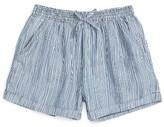 Splendid Girl's Stripe Shorts