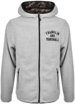 Franklin Marshall Reversible Jacket Grey