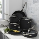 Crate & Barrel Calphalon Signature Non-Stick 10-Piece Cookware Set with Bonus