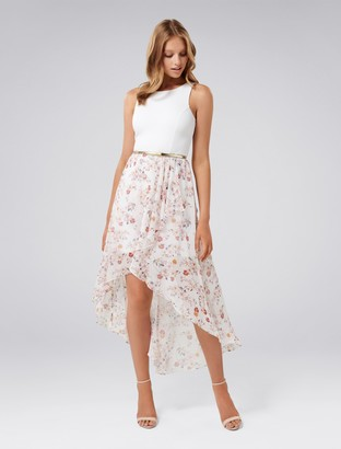 Ever New Danielle Hi-Lo Dress