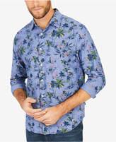 Nautica Men's Floral-Print Shirt