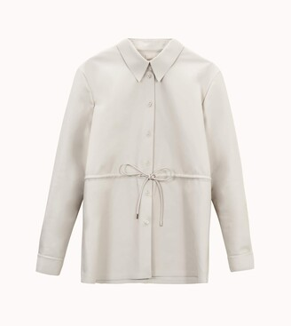 Tod's Shirt in Leather