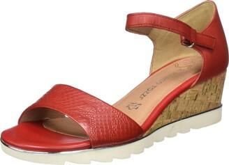 Marco Tozzi Women's 2-2-28725-24 Ankle Strap Sandals