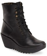 Fly London Women's 'Ygot' Platform Wedge Boot