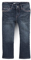 Levi's s Little Girls 2T-6X Taylor Thick Stitch Bootcut Jeans