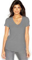 Rachel Roy V-Neck T-Shirt, Created for Macy's