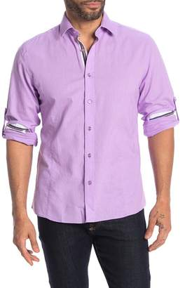 TR Premium Linen Blend Slim Fit Shirt