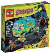 Lego ; Scooby-Doo the Mystery Machine 75902