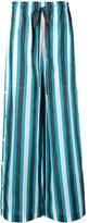 Ports 1961 striped palazzo pants