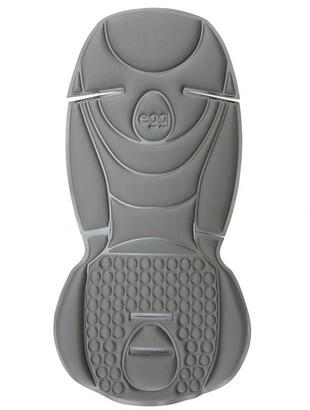 EGG Stroller Seat Liner Steel Grey