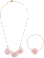 Accessorize 2x Party Pearl Jewellery Set