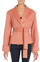 MinkPink After Dark Belted Jacket