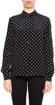 Stella McCartney Polka Dots And Stripes Shirt
