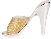 Gold Glitter High Heel Bottle Opener