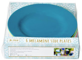 Rice Shine Melamine Plates - Set of 6